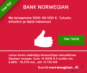 Bank Norwegian Suomi